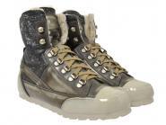 Candice Cooper Sneaker Alpi schwarz