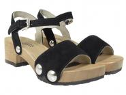 Softclox Sandale Penny schwarz