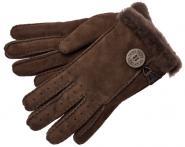 UGG Handschuhe Bailey braun