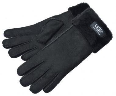 UGG Handschuhe Turn Cuff schwarz