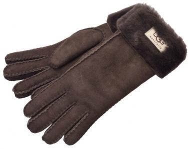 UGG Handschuhe Turn Cuff braun