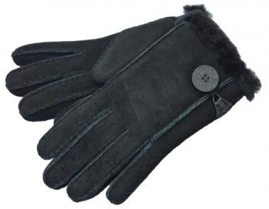 UGG Handschuhe Bailey schwarz