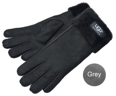 UGG Handschuhe Turn Cuff grau