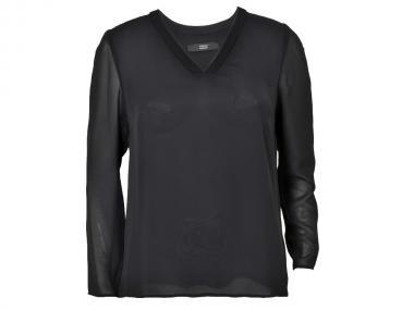 Steffen Schraut V-Shirt schwarz