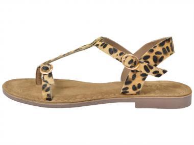 Lazamani Sandale 75.292 leopard