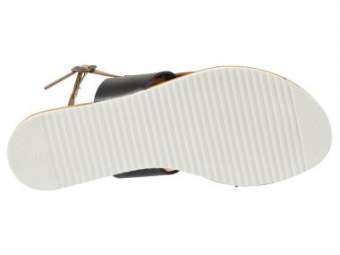 Lazamani Sandale  69.152 schwarz