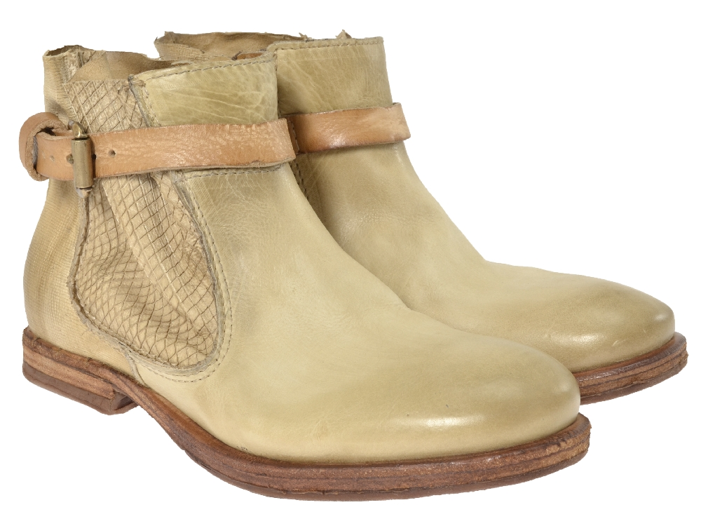 the best attitude db21d 20287 AirStep A.S.98 Stiefelette 518207 beige